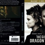 The Girl With The Dragon Tattoo (2011) R2 Custom Blu-Ray Cover