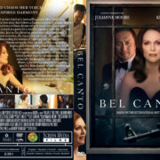 Bel Canto (2018) R1 Custom DVD Cover