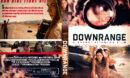Downrange (2017) R1 Custom DVD Cover