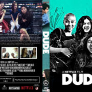 Dude (2018) R1 Custom DVD Cover
