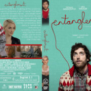 Entanglement (2017) R1 Custom DVD Cover