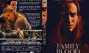 Family Blood (2018) R1 Custom DVD Cover