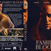 Family Blood (2018) R1 Custom DVD Cover