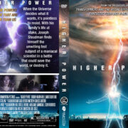 Higher Power (2018) R1 Custom DVD Cover