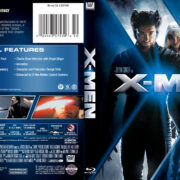 X-MEN (2000) Blu-Ray Cover