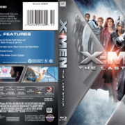 X-Men: The Last Stand (2006) Blu-Ray Cover