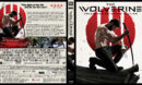 The Wolverine (2013) Blu-Ray Cover