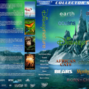 DisneyNature Collection (9) (2007-2017) R1 Custom DVD Cover