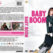 Baby Boom (1987) R1 Custom DVD Cover & Label