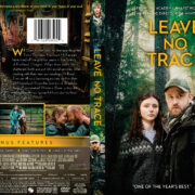Leave No Trace (2018) R1 Custom DVD Cover