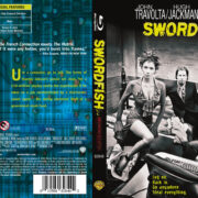 Swordfish (2001) R1 Blu-Ray Cover