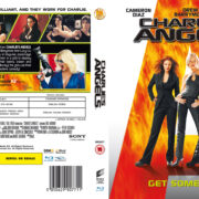 Charlie's Angels (2000) R2 Blu-Ray Cover