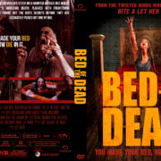 Bed of the Dead (2016) R1 Custom DVD Cover
