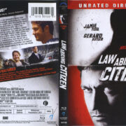 Law Abiding Citizen (2009) R1 Blu-Ray Cover & Labels