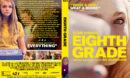 Eighth Grade (2018) R1 Custom DVD Cover