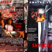 Skyscraper (2018) R1 Custom DVD Cover