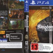 Kingdom Come: Deliverance (2018) R4 PS4 Cover