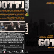 GOTTI (2018) R1 Custom Blu-Ray Cover