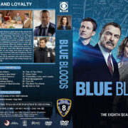 Blue Bloods – Season 8 (2018) R1 Custom DVD Covers & Labels