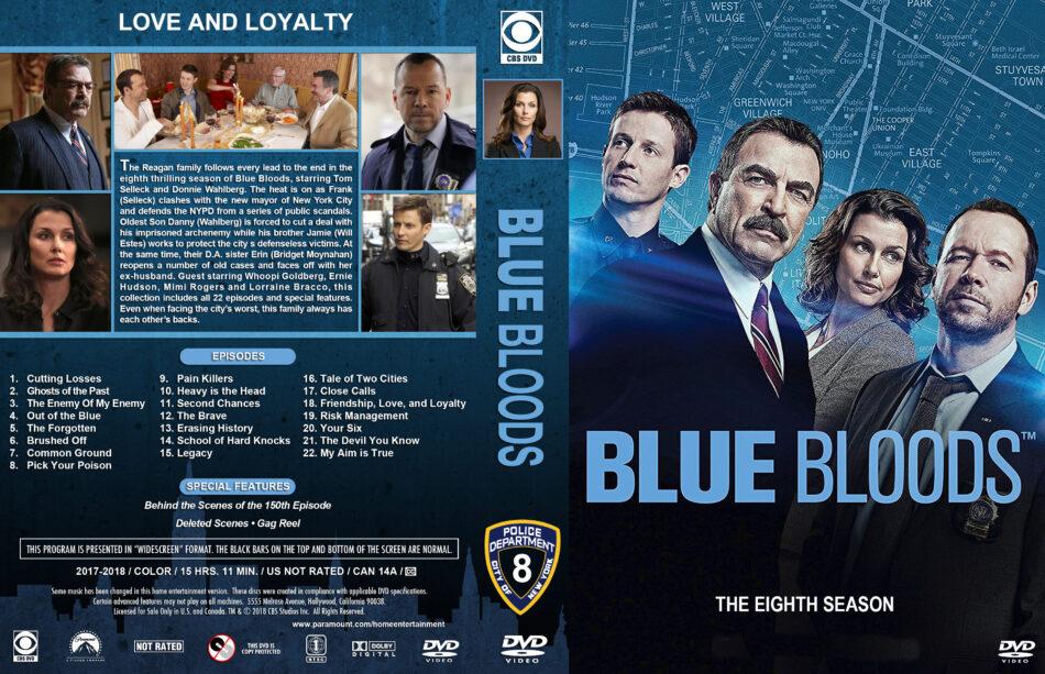 Blue Bloods Staffel 8