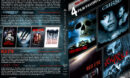 Wes Craven 4-Film Collection (1991-2010) R1 Custom DVD Cover