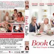 Book Club (2018) R1 Custom DVD Cover & Label V3