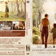 Goodbye Christopher Robin (2017) R1 Custom DVD Cover & Label V2