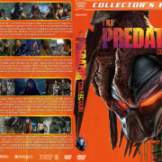 Predator Collection (1987-2018) R1 Custom DVD Cover