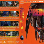 Predator Collection (1987-2018) R1 Custom Blu-Ray Cover