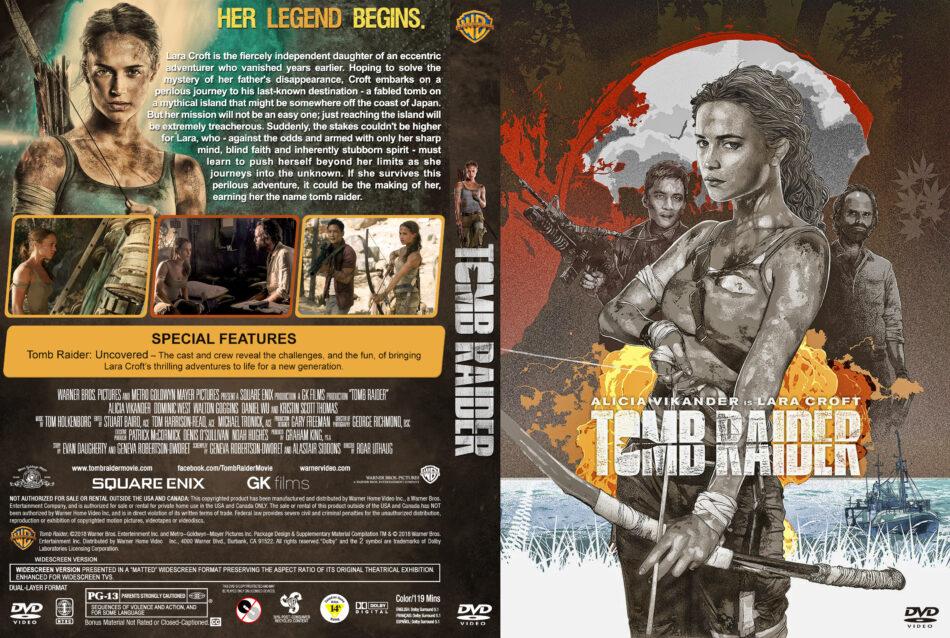 tomb raider 2018 cast list
