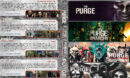 The Purge Collection (2013-2018) R1 Custom DVD Cover V2