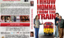 Throw Momma From the Train (1987) R1 Custom DVD Cover & Label