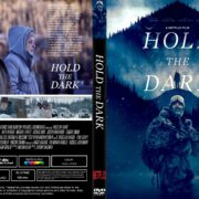 Hold The Dark (2018) R1 CUSTOM DVD Cover & Label