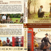 Christopher Robin Double Feature (2017-2018) R1 Custom DVD Cover