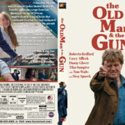 The Old Man & the Gun (2018) R1 Custom DVD Cover