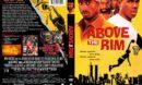 Above the Rim (1994) R1 DVD Cover & Label