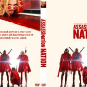 Assassination Nation (2018) R0 Custom DVD Cover