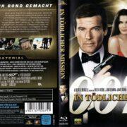 James Bond 007 – In tödlicher Mission (1981) German Blu-Ray Cover