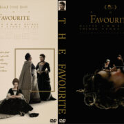 The Favourite (2018) R0 Custom DVD Cover