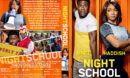 Night School (2018) R1 Custom DVD Cover