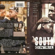 South Central (1992) R1 DVD Cover & Label
