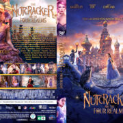 The Nutcracker and the Four Realms (2018) R1 DVD Cover