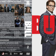 Bull – Season 2 (2018) R2 Custom DVD Covers & Labels