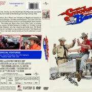 Smokey and the Bandit (1977) R1 Custom DVD Cover & Label