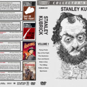 Stanley Kubrick Collection – Volume 1 (1951-1960) R1 Custom DVD Cover