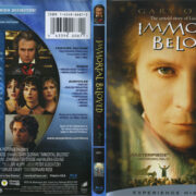 Immortal Beloved (1994) R1 Blu-Ray Cover & Label