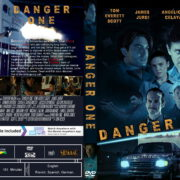 Danger One (2018) R1 CUSTOM DVD Cover & Label