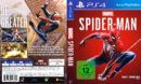 Spider-Man (2018) German PS4 Cover & Label