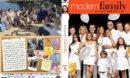 Modern Family - Season 9 (2016) R1 Custom DVD cover & Labels