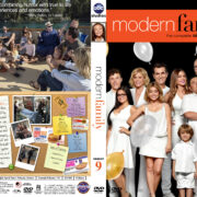 Modern Family – Season 9 (2016) R1 Custom DVD cover & Labels